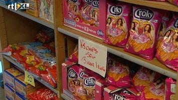 Editie NL Lentebok en kerstkransjes bij de outlet