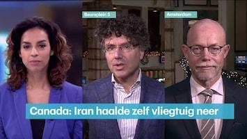 RTL Z Voorbeurs Aflevering 7 records op Wall Street Apple