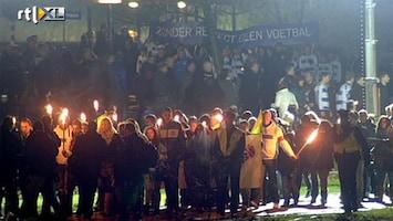 RTL Nieuws 12.000 mensen bij stille tocht voor grensrechter