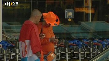 RTL Nieuws Zware dag voor Oranjefans