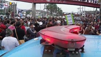 RTL Nieuws Protest tegen moordende politie in Brazilië
