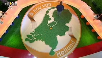 Ik Hou Van Holland Met een rebus het Kazenspel oplossen?