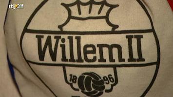 Voetbalfans Willem II