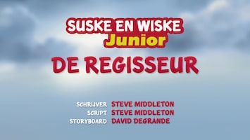 Suske En Wiske Junior De regisseur