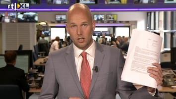 RTL Nieuws Weekers stuurde belangrijke informatie niet naar Kamer