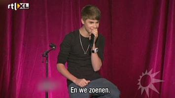 RTL Boulevard Justin Bieber verrast kinderen op school