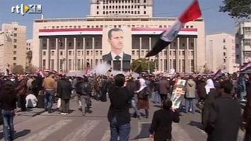 RTL Nieuws Referendum over Syrische grondwet