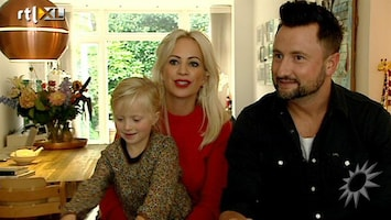 RTL Boulevard Dennis Weening openhartig over gezinsleven