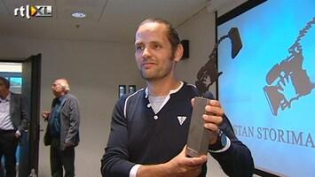 RTL Nieuws Cameraman Roel Rekko wint Stan Storimansprijs