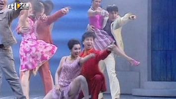 RTL Nieuws Chinese Mamma Mia in première