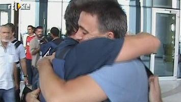 RTL Nieuws Journalisten Tripoli weer vrij