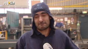 RTL Nieuws Spanjaard vindt werk in Zeeland