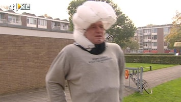 Editie NL Airbag op je hoofd