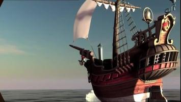 Piet Piraat Blindemannetje
