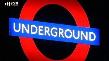 RTL Nieuws Londense 'tube' 150 jaar oud