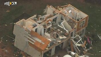 RTL Nieuws Dodental tornado VS opgelopen