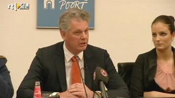 RTL Nieuws Persconferentie Hero Brinkman