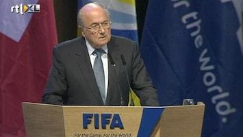 RTL Nieuws Nog vier jaar Blatter