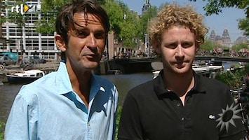 RTL Boulevard KNVB Boot tijdens Gaypride 2013