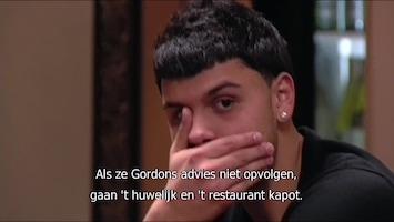 Gordon Ramsay: Oorlog In De Keuken! - Cafe Tavolini