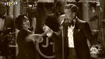 RTL Boulevard Glorieuze comeback muzikant Justin Timberlake