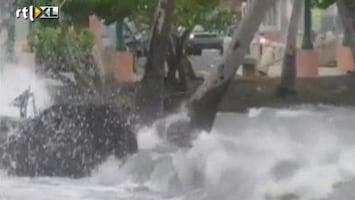 RTL Nieuws Orkaanseizoen Caraïben begint met Irene