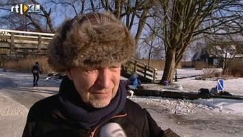 RTL Nieuws Vijfmeren tocht afgelast: te gevaarlijk