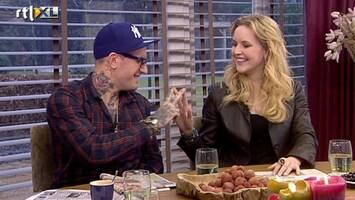 Koffietijd Ben Saunders en Leonie Meijer (1)