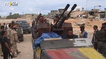 RTL Nieuws Opnieuw strijd om Libische stad Sirte