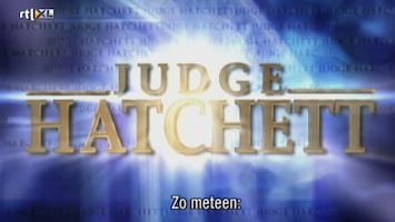 Judge Hatchett - Afl. 18