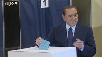 RTL Nieuws Berlusconi verliest aan populariteit