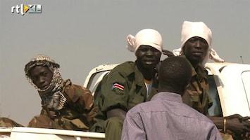 RTL Nieuws Zware burgeroorlog in Soedan