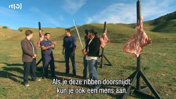 Deadliest Warrior - Uitzending van 20-09-2010