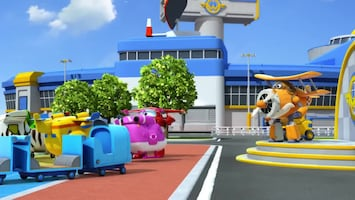Super Wings Het familiediner