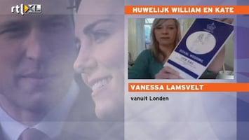 RTL Nieuws Correspondent jaagt op weddingsouvenirs
