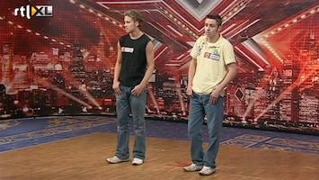 Het Beste Van X Factor Worldwide - Ant & Seb Hebben Hun Eigen Stijl