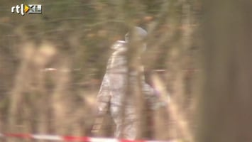 RTL Nieuws Nieuw onderzoek op plek waar Anass werd gevonden