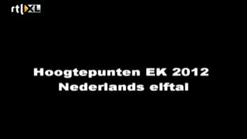 Editie NL De EK-hoogtepunten van Oranje