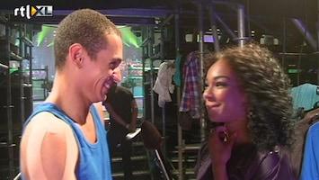 The Ultimate Dance Battle De tranen van Diego