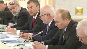 RTL Nieuws Poetin: Kerry liegt over Syrië