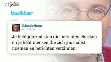 RTL Boulevard Jan de Hoop twittert zich helemaal gek!