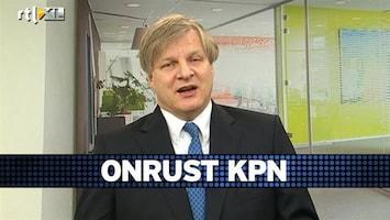 RTL Z Voorbeurs 'Scheepbouwer heeft KPN niet goed achtergelaten'