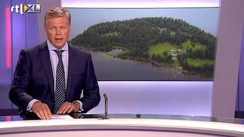 RTL Nieuws Extra uitzending - aanslagen Noorwegen