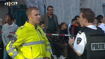 RTL Nieuws Man neergeschoten in Rotterdam