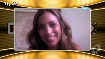 RTL Boulevard Sylvie zoekt troost bij Touriya Haoud
