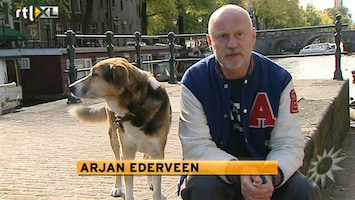 RTL Boulevard Hond Arjan Ederveen met pensioen
