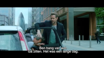 RTL Sneak Preview: The Hitman's Bodyguard Afl. 1
