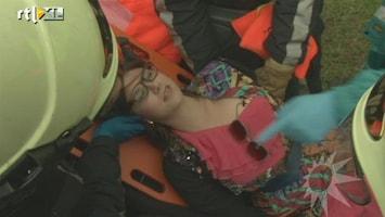 RTL Boulevard 'Echt Meisje' Ymke gewond?
