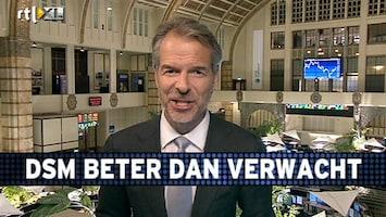 RTL Z Voorbeurs DSM is blijkbaar crisisbestendig