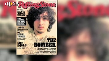RTL Nieuws 'Boston bomber' op cover Rolling Stone